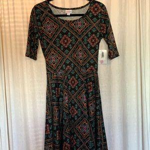NWT LuLaRoe Nicole Dress size M